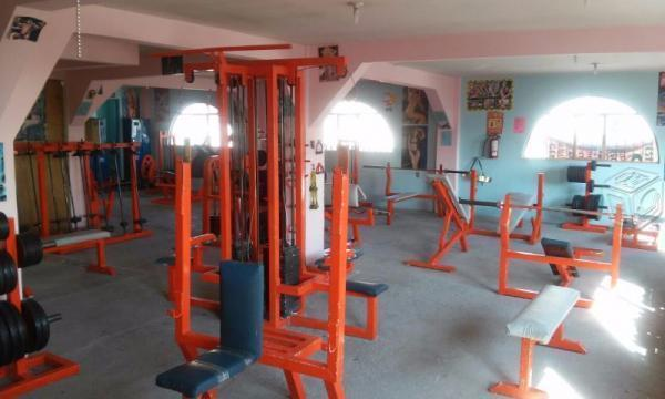 Gymnasio profesional completo