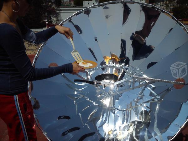 Cocina Solar, estufa ecológica, olla solar