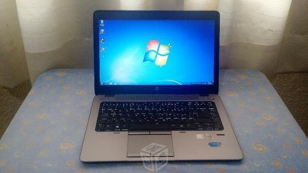 Laptop hp 256gb ssd i5 4ta gen 8gb ram camara hd