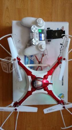 Cuadroptero SJ R/C T-series Drone