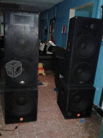 Renta de sonido