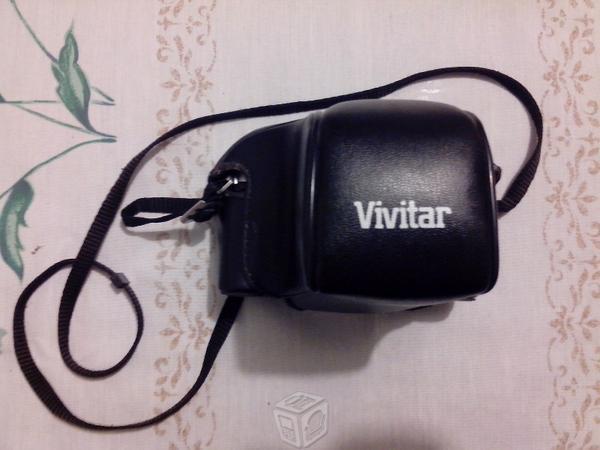 Camaras Vivitar v3000 y Nikon FM10