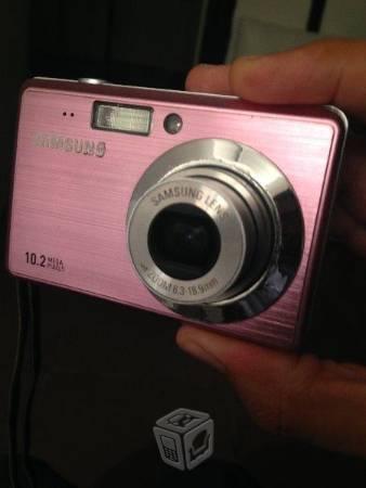 Cámara fotográfica digital samsung es55