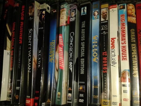 150 Peliculas DVD Originales