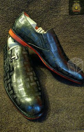 Zapato Oxford Hermes