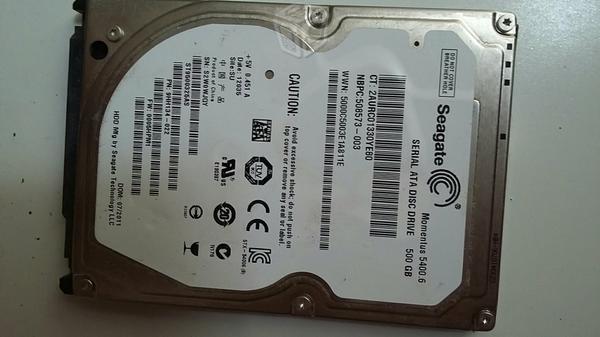 500 gb disco duro