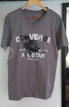 Playeras Converse Originales para Hombre! !!!!