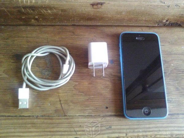 Iphone 5c 8gb perfecto libre