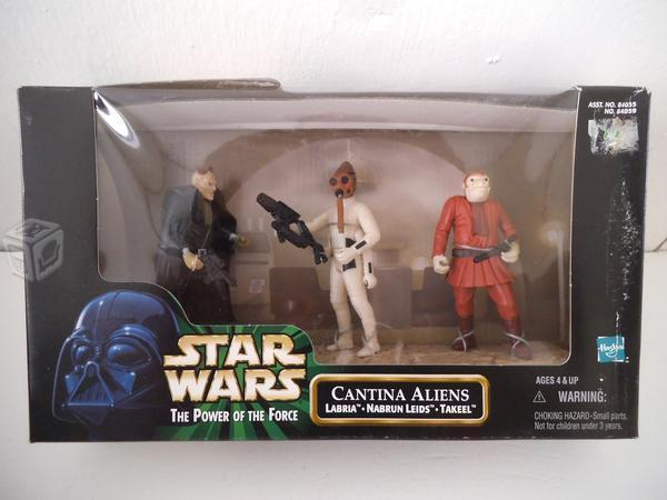 Cantina Alien Labria Nabrun Leids Takeel Star Wars