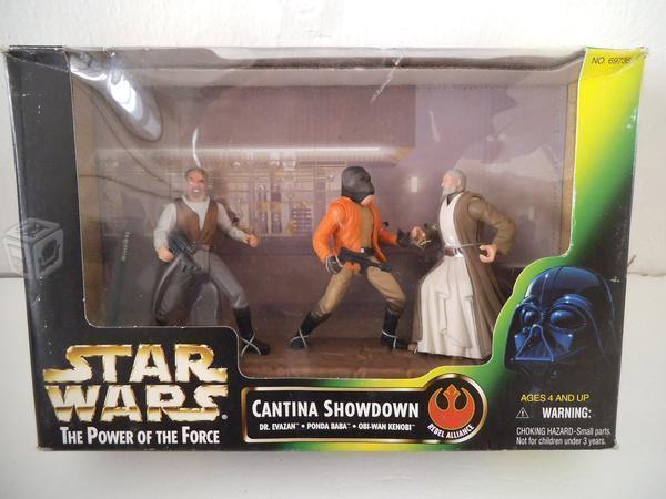 Cantina Dr Evazan Ponda Baba Obi Wan Star Wars