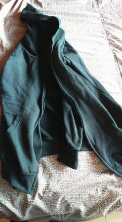 Sudadera de tela de algodon