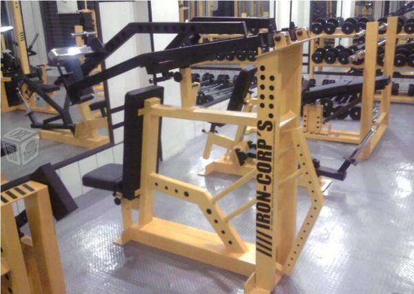 Precios de maquinas de gimnasio brick7 venta for Precio gimnasio