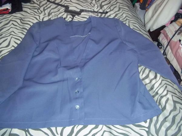 Conjunto de saco y falda talla 44