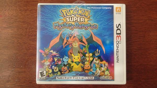 Pokemon Super Mystery Dungeon Nintendo 3DS XL