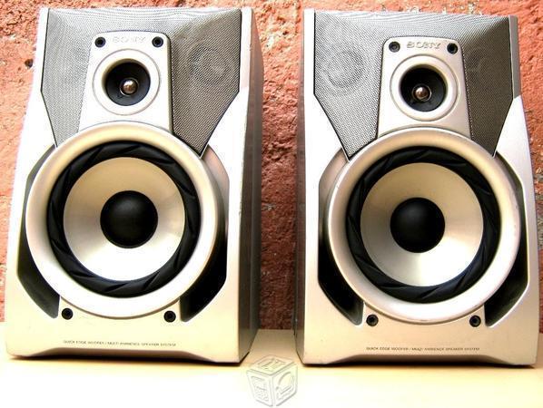 Equipo de Audio Para tu Amplificador Bafles SONY