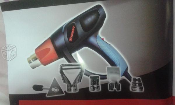 Pistola de calor marca tamer 1500 what