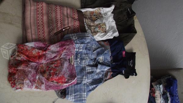 Completo lote de ropa para adolescente 14-16