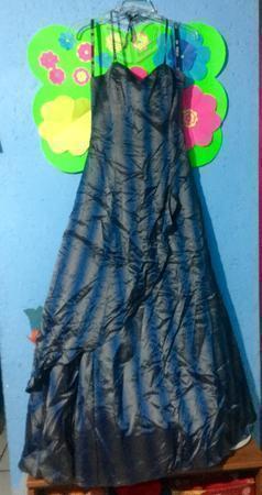 2 vestidos de graduación hermosos 1 puesta