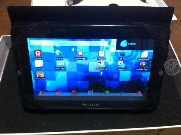 Tablet visual land prestige 7l internet