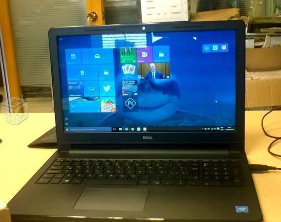 Laptop Dell Inspiron 3000 Series nueva en caja