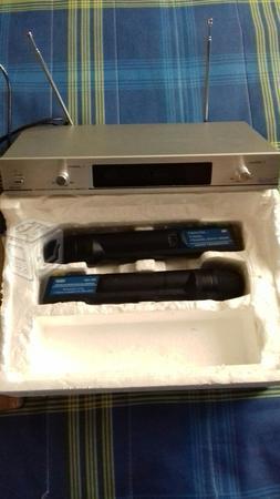 Microfonos inalambricos vhf