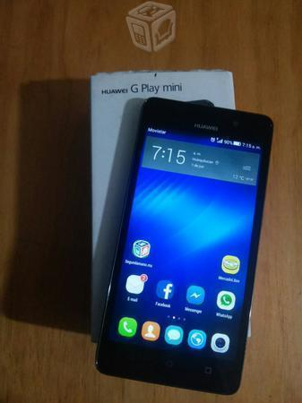 Huawei g play mini hd 2gb ram ocatacore 13mp/5mp