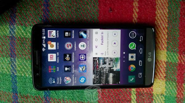 VC LG D855p G3 liberado 4G LTE
