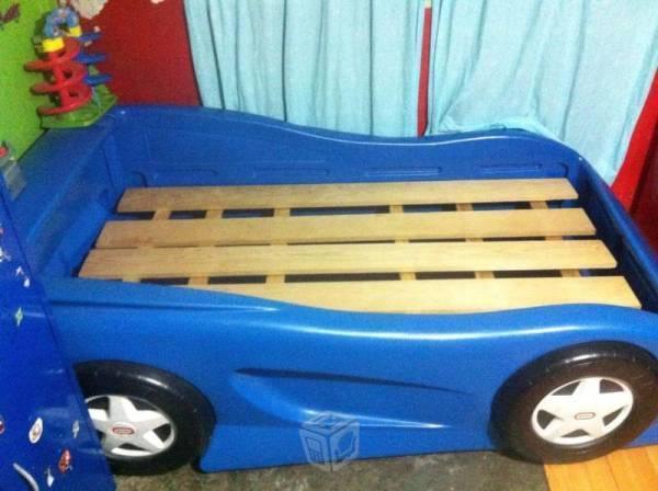Se vende cama de carro