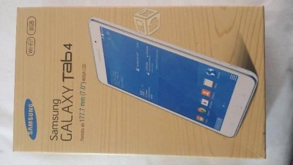 Samsung Galaxy Tab 4 8gb 7 pulgadas NUEVA