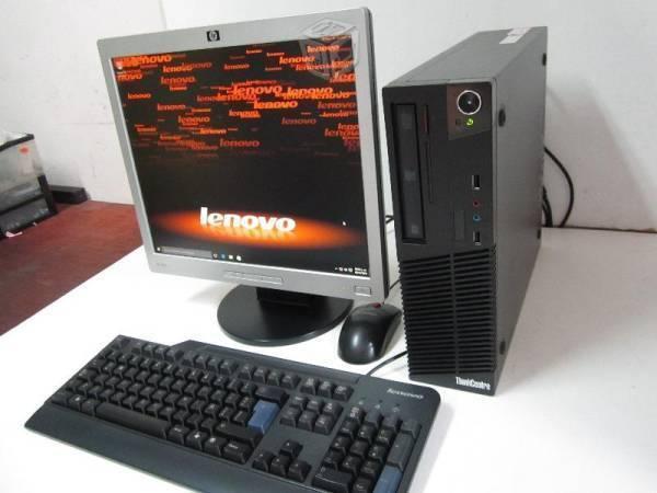 COMPUS LENOVO M71e G630 2.70GHz 2GB 250GB Dvd Lcd