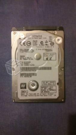 Disco duro 500 gb o cambio por uno menor