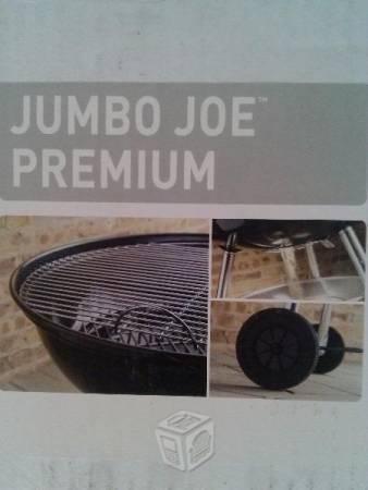 Asador jumbo premium