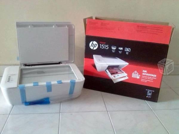 Impres. Multifuncional HP 1515