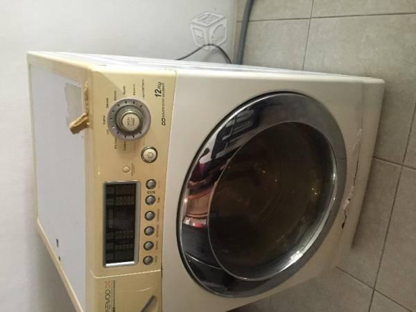 Lavadora y secadora Samsung usada