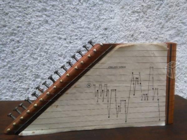 Citara de 15 cuerdas Excelente Sonido