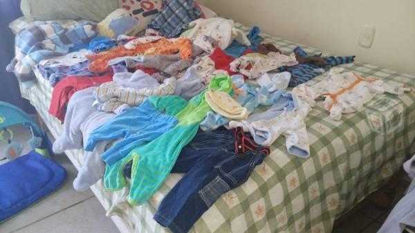 Lote de ropa bebe
