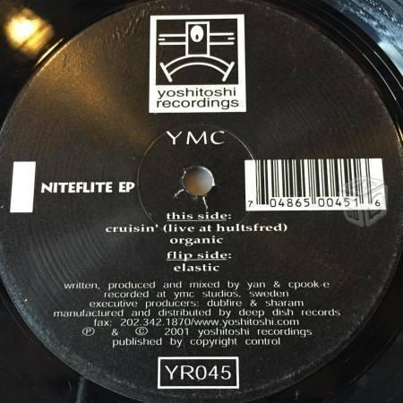 YMC - Niteflite EP 12