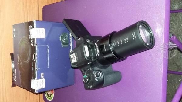 Cámara digital PowerShot SX60 HS