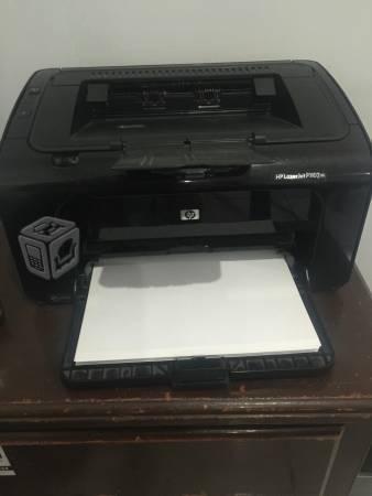 Se venden computadoras e impresoras
