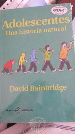 Adolescentes una historia natural david bainbridge