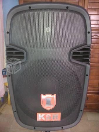 Bafle amplificado kaiser 15