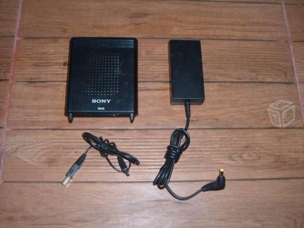 Lector De Tarjetas De Memoria Sony Sxs Original