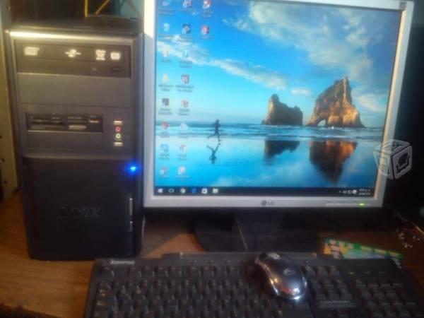 Computadora amd athlon 64 ii x2 dual core 6 gb ram