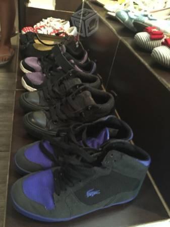 Zapatos y tenis de marca