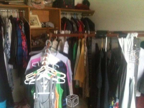 ropa por cierre de bazar