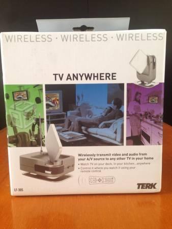 Transmisor de señal inalámbrico para vídeo y audio