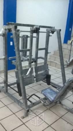 Gimmnasio pack completo de lujo