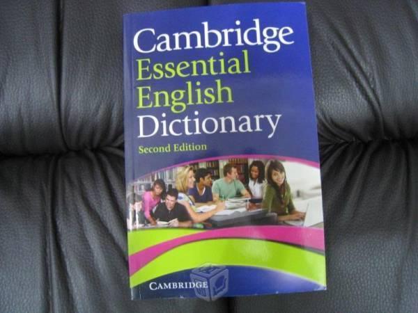 Diccionario Cambridge de inglés para principiantes