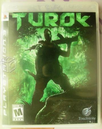 Turok para PS3