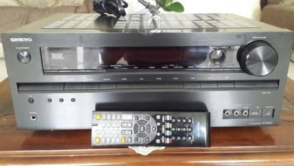 Onkyo av receiver ht-r990 thx 7.1 usb hdmi dts